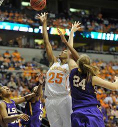 2012 WNBA Draft Invitees-#25 Glory Johnson F