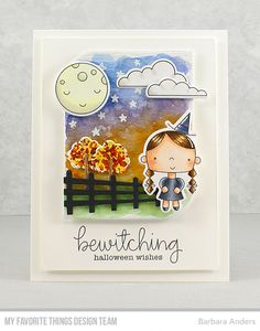 Bewitching Halloween Wishes