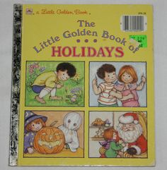 The Little Golden Book of Holidays