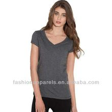 V-neck gray t-shirts europe and america t-shirt best seller follow this link http://shopingayo.space