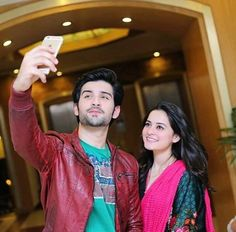 Top 10 pictures of adorable couple Aiman Khan and Muneeb Butt | Style.Pk