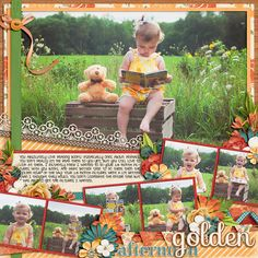Sweet Shoppe Designs – The Sweetest Digital Scrapbooking Site on the Web » Perfect Portfolio Pages