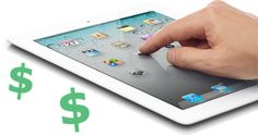Yahoo News highlights the convenience factor iCracked provides as the only on-demand service for iPad buybacks.