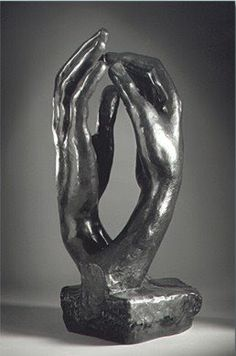Rodin- Sculpture is one of the most beautiful art forms.