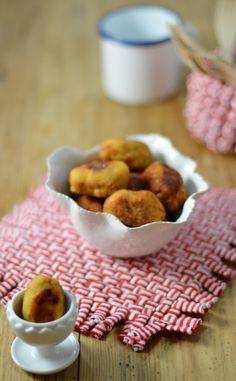 #DimequeesViernes.: Croquetas de Jamon, aperitivo clasico y piscolabis de alta cocina
