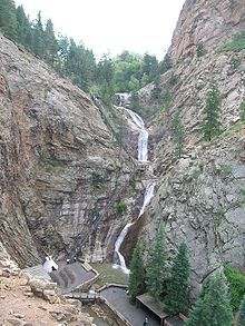 Seven Falls in Colorado Springs, CO- BEAUTIFUL!