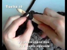 Tutorial de alfombra de trapillo a ganchillo (PARTE 2) - http://www.youtube.com/watch?v=Kzqyy6wHq9M