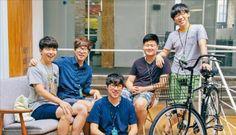 """[한국경제] KAIST 고교동창 5명 '바이써클'팀, """"GPS·앱 활용…편리한 자전거 반납 구상했죠"""""""