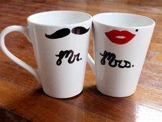 Craft Trend: DIY Customized Mugs