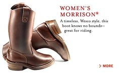 Women's Morrison Boot - WEST COAST SHOE COMPANY
