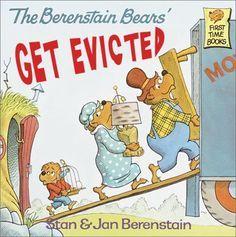 Berenstain Bears Classic Children's Books Vintage Bad Children's Books Worst Funny Kids Books Newbery Caldecott Awards horrible awful terrible old