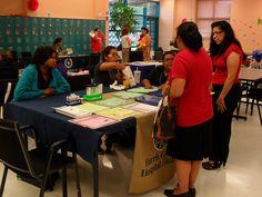 Health Enrollment Drive