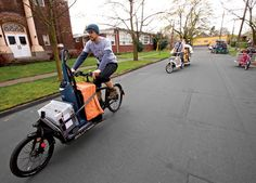 Cargo Bikes Are the Coolest Cycling Invention Ever | Bicycling
