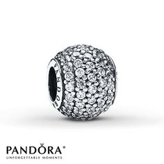 Pandora Charm Clear CZ Sterling Silver 65.00. I love this charm on my bracelet..