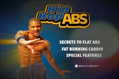 If you like hip hop, this training program is the best choice for you.