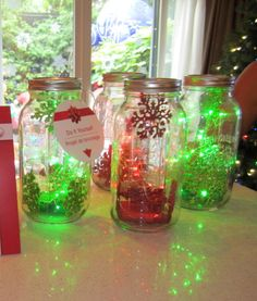 Because the light strands are battery operated, there are no unsightly cords trailing in and out of each jar, and they're absolutely ideal for outdoor applications. How pretty would it be to line the path to your front door with a series of these sweet little do-it-yourself lanterns? #shopkopinit