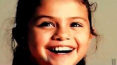 Selena Gomez on the set of Brain Zapped.