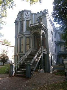 Hubbard-Upson House - National Register of Historic Places listings in Sacramento County, California - Wikipedia, the free encyclopedia