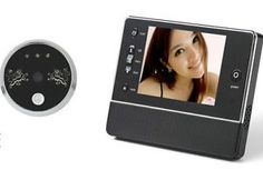Doorbell Peephole Viewer Camera