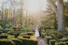 Gold and Pastel Philadelphia Wedding at Appleford from Papertini - MODwedding