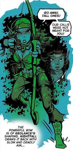 Elfquest...when I was eleven years old, this was the best thing ever