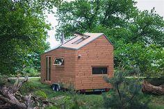 Das Walden Studio baut ein mobiles Mini-Haus - tiny house 18