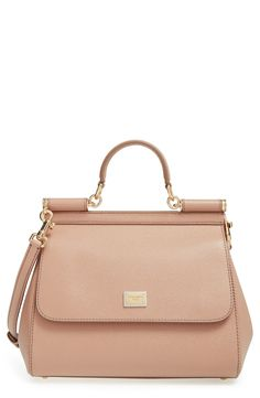 Dolce&Gabbana 'Small Miss Sicily' Satchel
