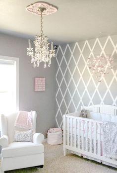 1001 ideen f r babyzimmer m dchen wohnraumgestaltung handwerkern und deko pinterest. Black Bedroom Furniture Sets. Home Design Ideas