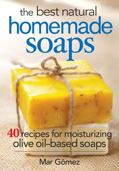 All-Natural Honey Soap Recipe