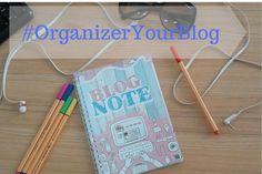 Nasce il BlogNote. Un quaderno un po' agenda, un po' piano editoriale che permette ai blogger di organizzare a meglio il proprio spazio sul web Blog, Blogging