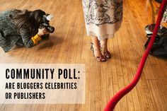 Celebrities, publishers... It's a big issue and we want to hear your feedback!