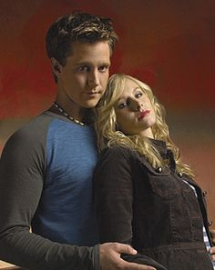 Veronica and Logan. Best couple since Buffy and Spike