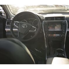 The new Camry 2016 Interior is spot on! New Car Smell, Karl Malone, Scion, Toyota Camry, Future Car, Cars, Luxury, Vehicles, Interior