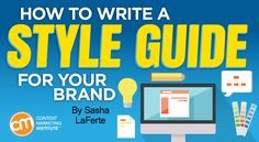 Learn why your brand needs a style guide and what to include, and be inspired by three top-notch brand style guides – Content Marketing Institute