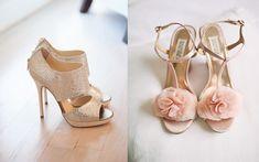 Quelles chaussures pour mon mariage?