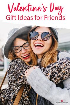 Let's be real - Valentine's Day is no longer a holiday just for couples to celebrate. Why not show your friends just how much you love and appreciate them? This Valentine's Day, we can help you find or make the perfect Valentine's Day gift for all of your favorite gal pals. We've come up with a few Galentine's Day gift ideas to show some love to the special ladies in your life.