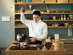 日本茶ニューウェーブのパイオニア 表参道茶茶の間の奥深い楽しみ方CREA 2017年6月号