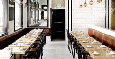 8 Cool Restaurants That Make Us Want to Move S.F. Right Now