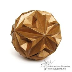 This is the gallery of Lukasheva Ekaterina paper art. I adore modular origami technique, kusudamas and papercraft geometric objects. You can find here visual ideas, some diagrams and tutorials of my beautiful kusudamas.