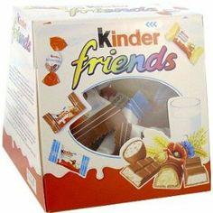 Kinder Friends- 34 Assorted Kinder Chocolates (153 g): Amazon.com: Grocery & Gourmet Food on Wanelo