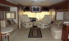 Luxury camper van....I want it!