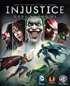Injustice: Gods Among Us is a fighting game which is based upon the fictional universe of DC Comics. This involves one-on-one matches within a two-dimensional plane, although characters and backgrounds are rendered in a three-dimensional fashion.