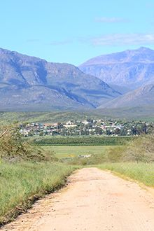 Glorious Citrusdal and its surrounding farmland is just 170km from Cape Town, making a visit to the valley of citrus and rooibos an easy day trip
