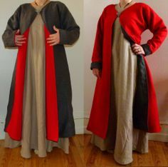 sew a yoke on a viking tunic tutorial - Google Search