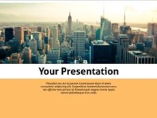 Archeology powerpoint template is a free powerpoint template with america powerpoint template new york city in the background free template ppt toneelgroepblik Images