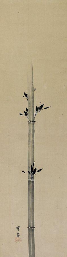 Stunning bamboo art in sepia #billionaireluxe