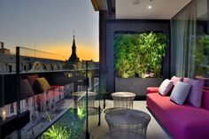 Furniture Balcony Designs Point On Furniture In Conjuntion With 15 Amazing Contemporary You Re Going To Love 14 Balcony Designs