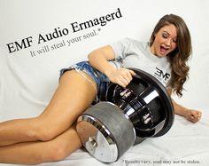 EMF Audio Ermagerd subwoofer.