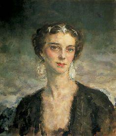 George and Marina, Duke and Duchess of Kent, Part 2 Victorian Poetry, Victorian Era, George Duke, George Edwards, Portraits, Art Uk, Queen Mary, Duke And Duchess, British Royals
