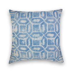 Pillows, Pillow Covers, Throw Pillows, Blue Pillows, Geometric Pillows, Ciao Bella Designs